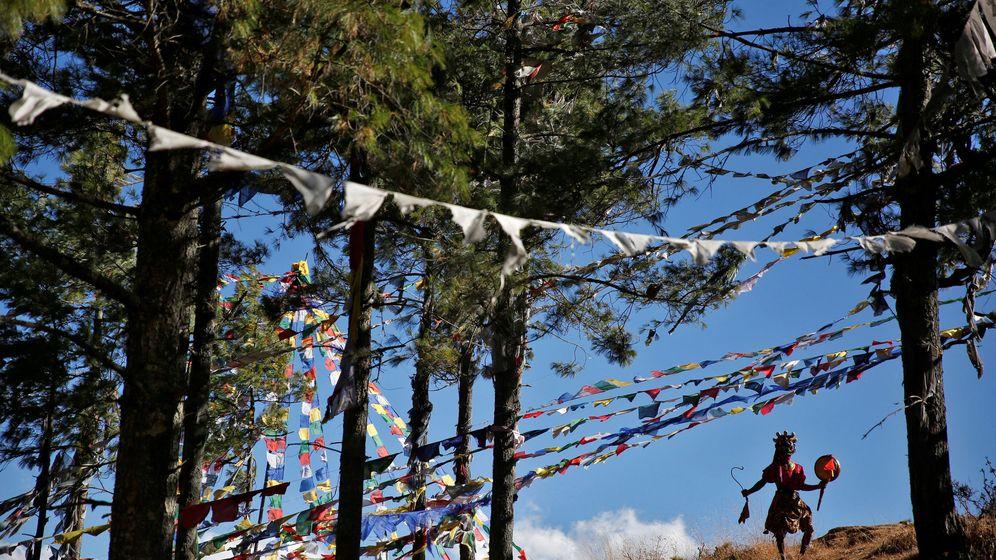 Foto: Bután (Reuters)