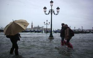 Venecia se ahoga con la corrupción en el proyecto que iba a salvarla