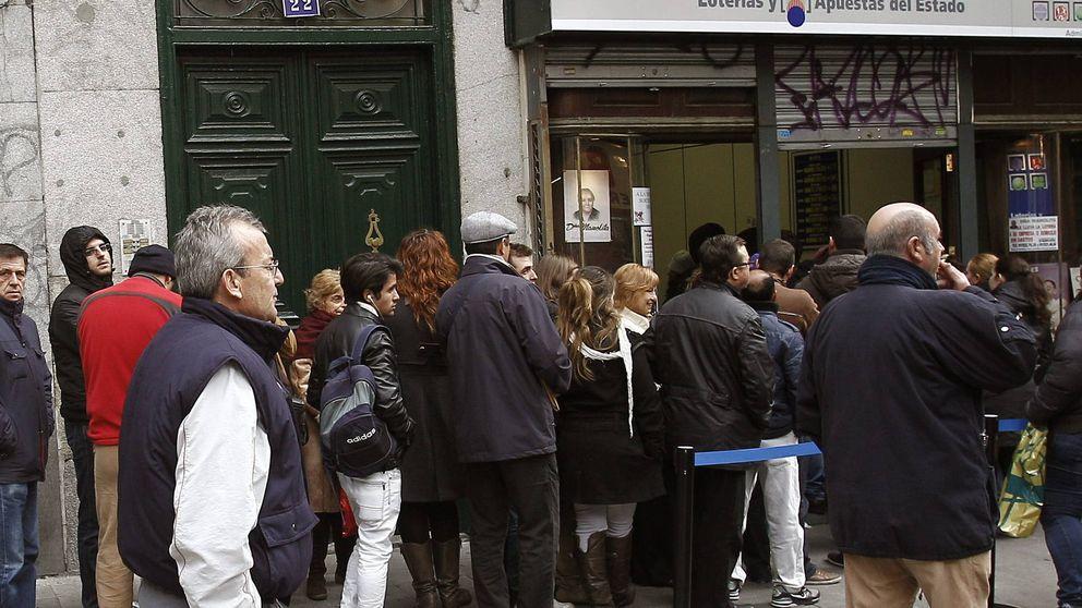 El gasto medio en lotería 'online' crece este año hasta los 70 euros