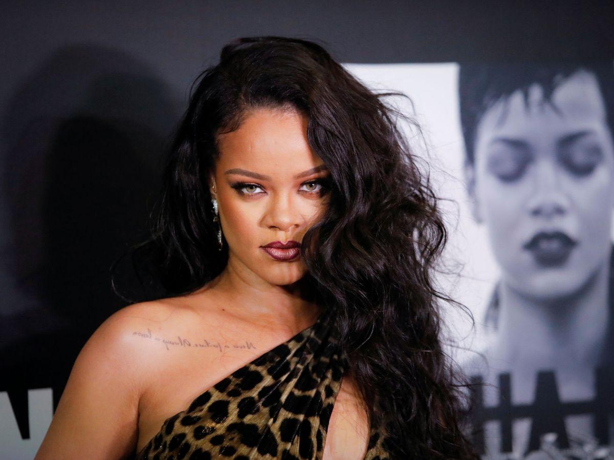 Foto: Rihanna, en una imagen de archivo reciente. (Reuters)