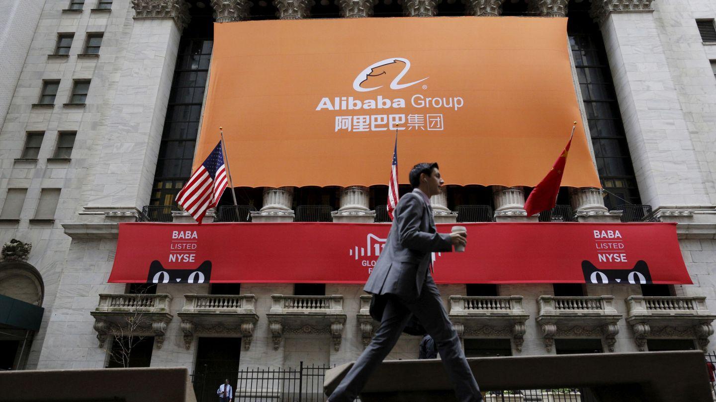 Alibaba está expandiéndose. (Reuters)