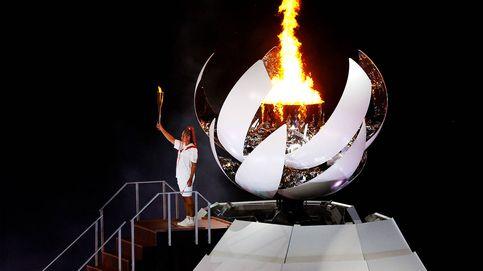 Los Juegos Olímpicos, en directo | El pebetero ya arde en el estadio de Tokio