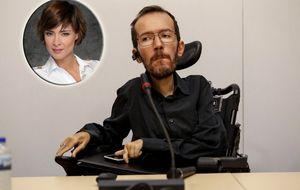 Pablo Echenique, cara a cara con Sandra Barneda tras el plantón de Pablo Iglesias
