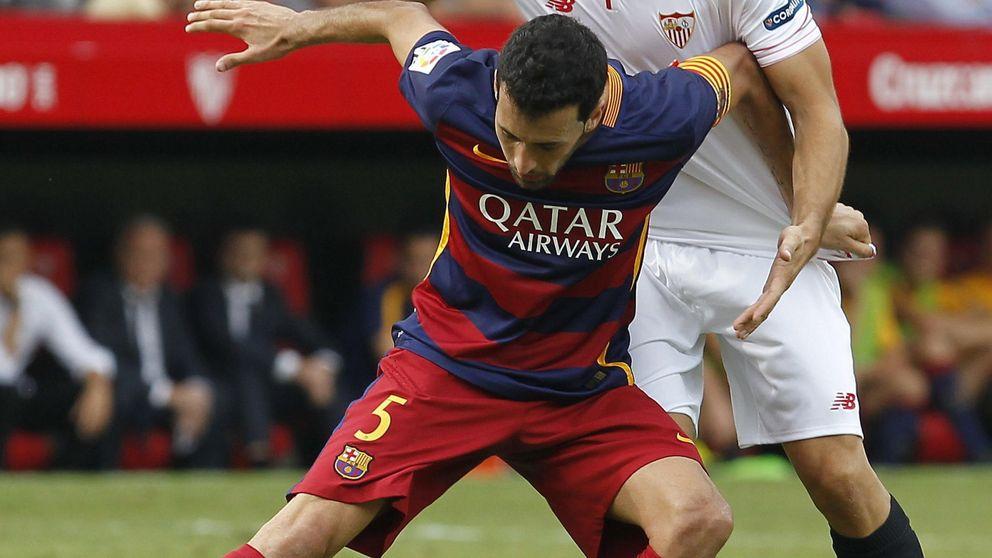Sergio Busquets: A lo mejor hay gente que quiere que gane otro equipo