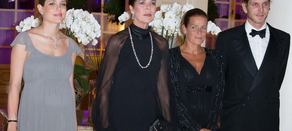 Todo preparado para el nacimiento del primer hijo de Carlota Casiraghi en Mónaco