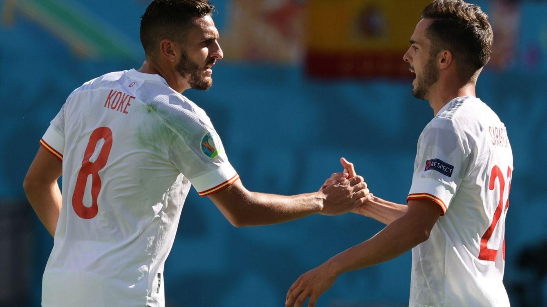 Con goleada y 'olés': España pasa a lo grande a los octavos de la Eurocopa (0-5)