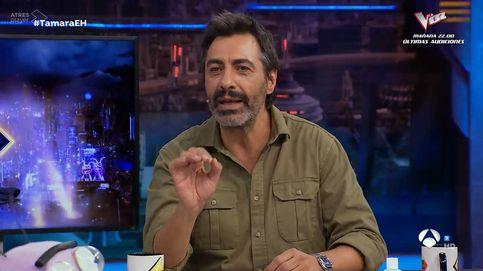 Me molesta de verdad: Juan del Val se queja en 'El hormiguero' sobre lo que le desquicia de Nuria Roca