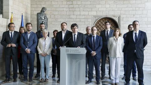 La Generalitat orquesta una huelga política a cuenta del dinero público
