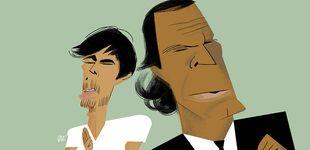 Post de Julio Iglesias y su hijo Enrique: historia y orígenes de un distanciamiento