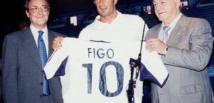 Post de El 'no' de Figo a Florentino, un mensaje para Casillas y una indirecta a Arbeloa