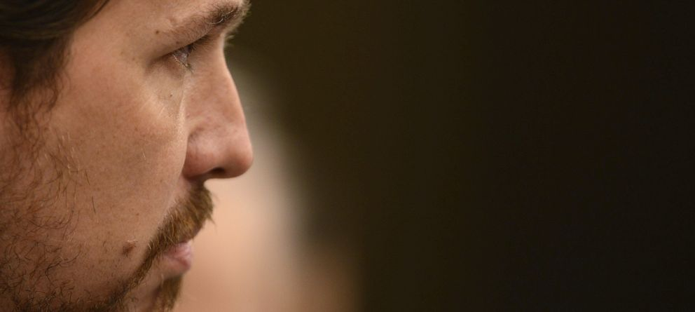 Pablo Iglesias, indignado, arremete duramente contra Julio Somoano y TVE