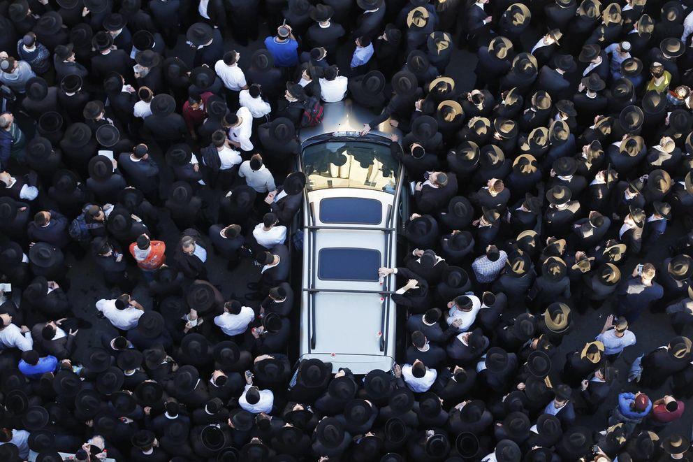 Foto: Ataque contra una sinagoga en Jerusalén
