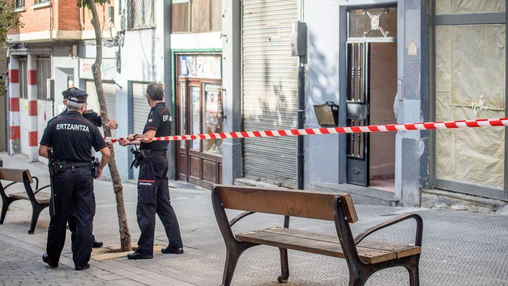 La Ertzaintza detiene al marido de la joven de 25 años degollada en una vivienda de Bilbao