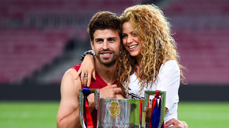 Piqué y Shakira, en una imagen de archivo. (Getty)