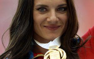 Isinbáyeva afirma que fue malinterpretada sobre la ley gay