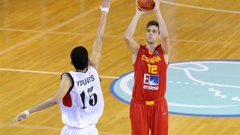 La selección española de baloncesto ya está en cuartos de final del Mundial sub-19