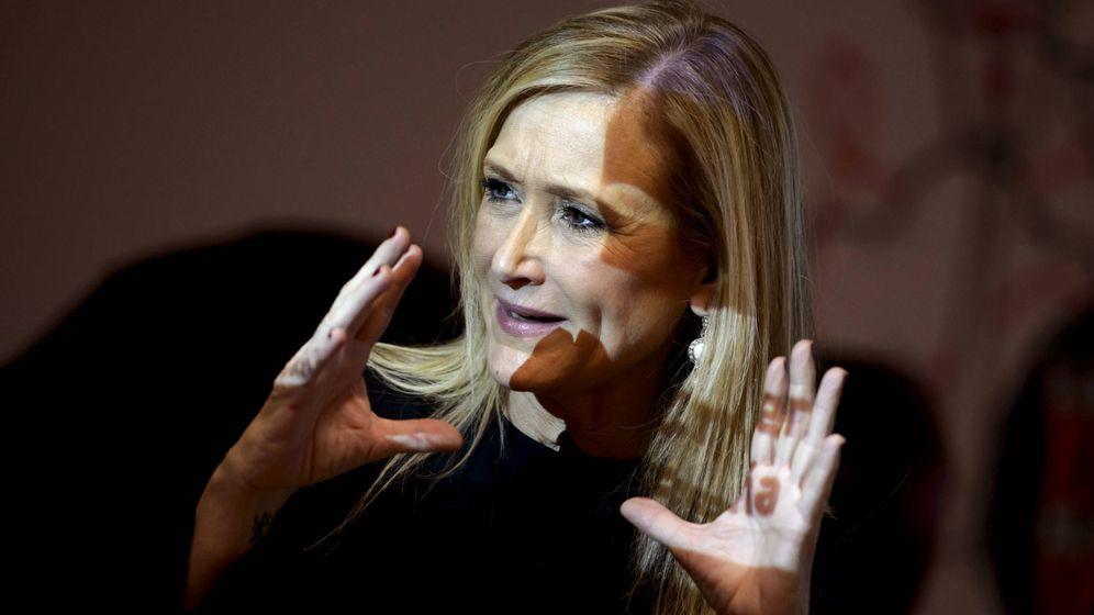 Foto: La expresidenta de la Comunidad de Madrid Cristina Cifuentes.