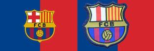 Foto: Al Barça le cambian el escudo en los países musulmanes