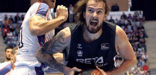 Post de El chiste en el Bilbao Basket por los besos de