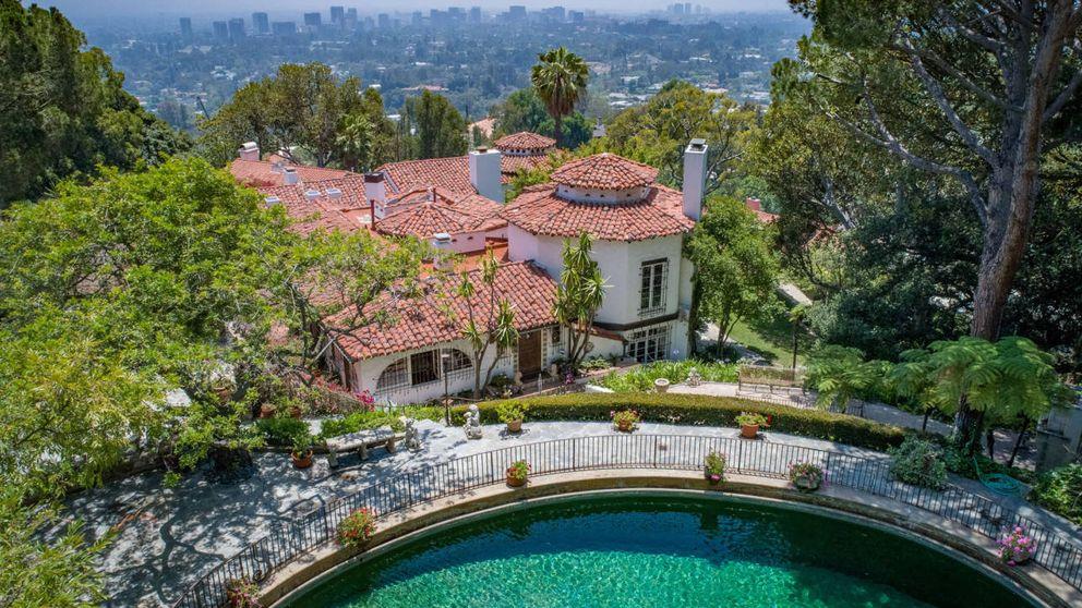 'Bella Vista', el casoplón del abuelo de Drew Barrymore que se vende por casi 20 millones