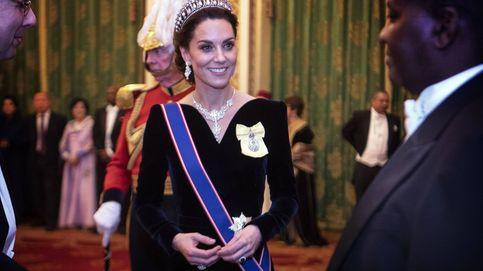 Las joyas preferidas de Kate Middleton son las prestadas por Isabel II