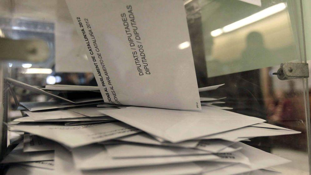Foto: Elecciones autonómicas en Cataluña en 2012 (EFE)