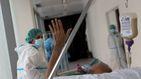 El 88% de los fallecidos con Covid en Madrid tenían más de 70 años