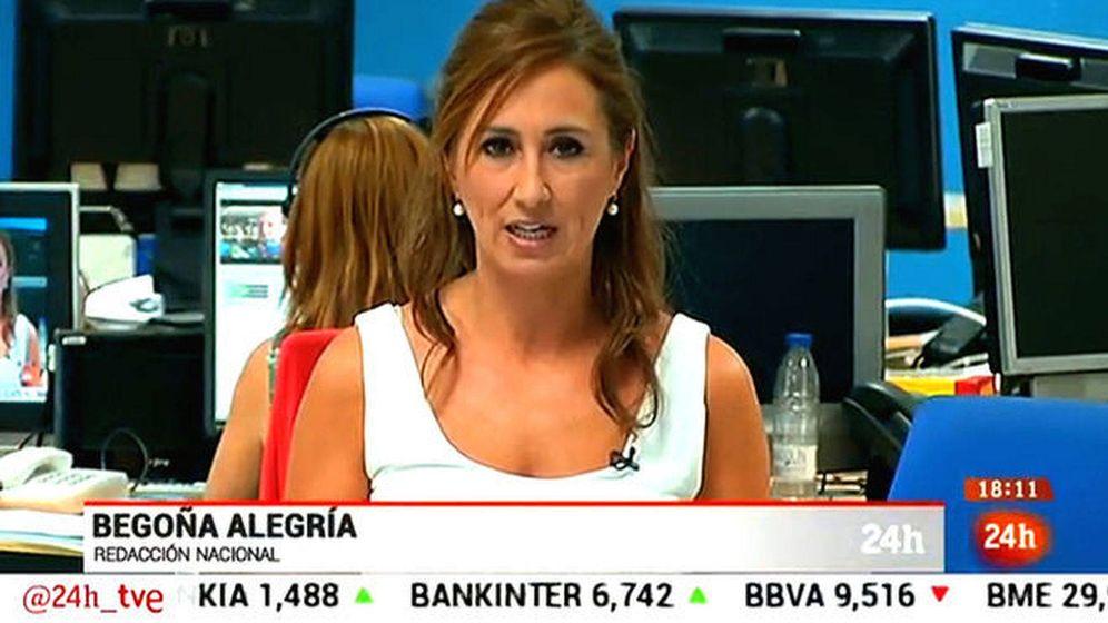 Foto: La periodista Begoña Alegría, propuesta como nueva directora de Informativos de TVE