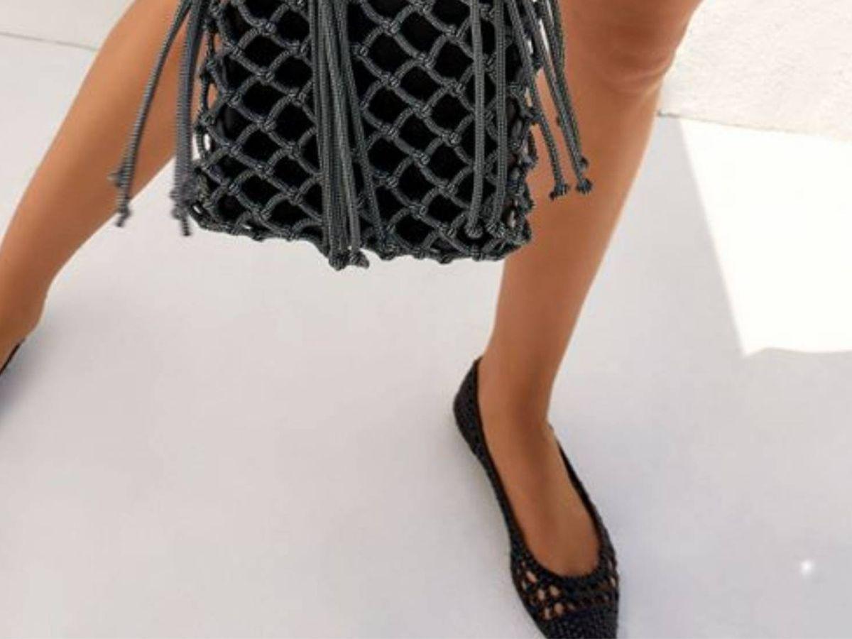Foto: Zapatos planos de Parfois. (Cortesía)