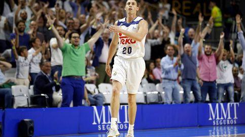 Carroll deja al Real Madrid a un paso de su sexta final consecutiva de la ACB