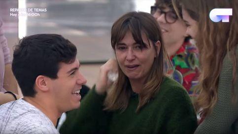 'OT 2017': Noemí Galera rompe a llorar tras criticar a Alfred por un micro abierto