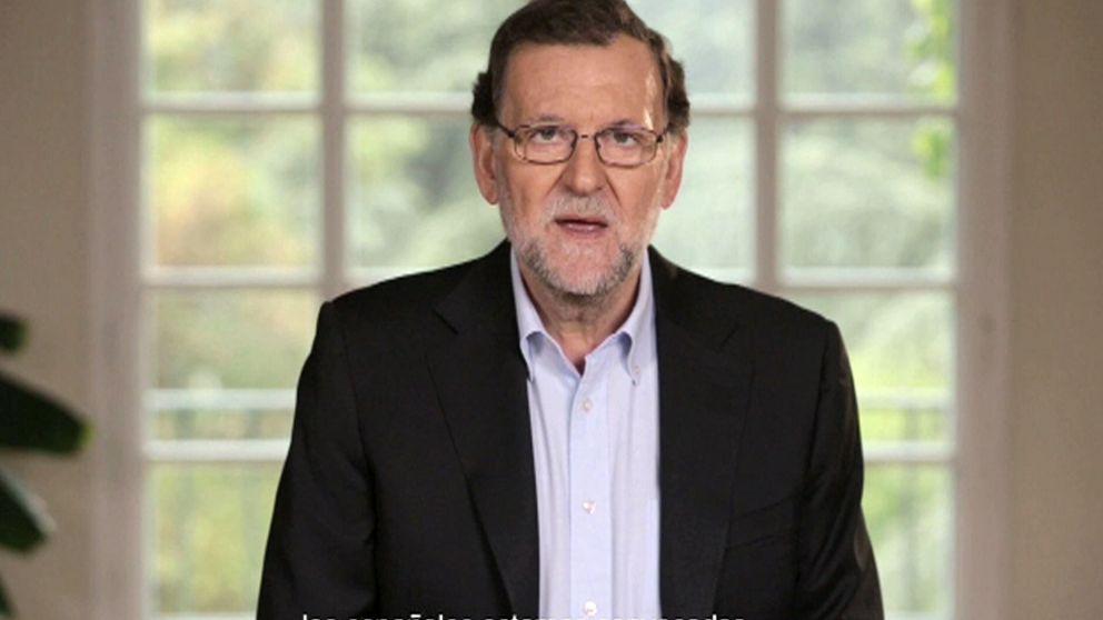 El vídeo de Rajoy: algo mejor que brillante, eficaz