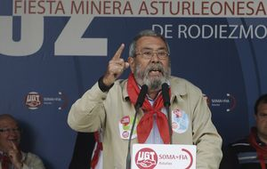 UGT anula la fiesta minera de Rodiezmo en plena crisis del carbón y del sindicato