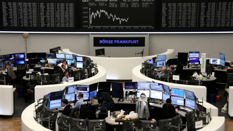 La bolsa de Fráncfort (Alemania). (Reuters)