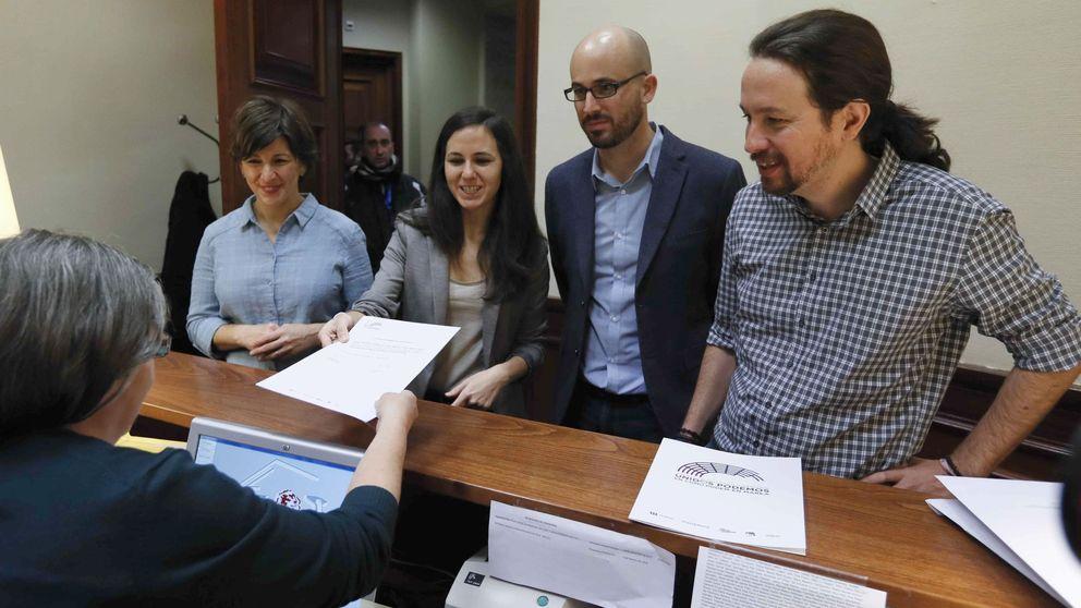 Las 15 medidas de Podemos para cambiar el país y su financiación vía nuevos impuestos