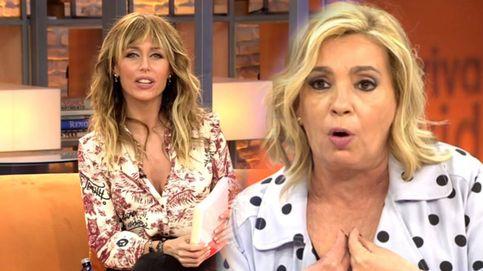 La pulla de Emma García a Carmen Borrego sobre sus inicios en 'Viva la vida'