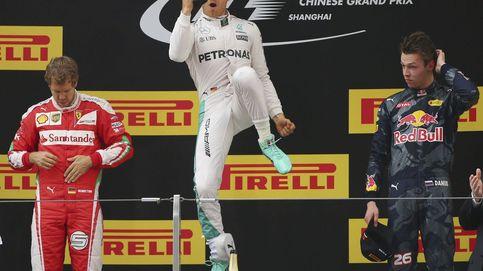 Horarios y televisión del Gran Premio de China de Fórmula 1