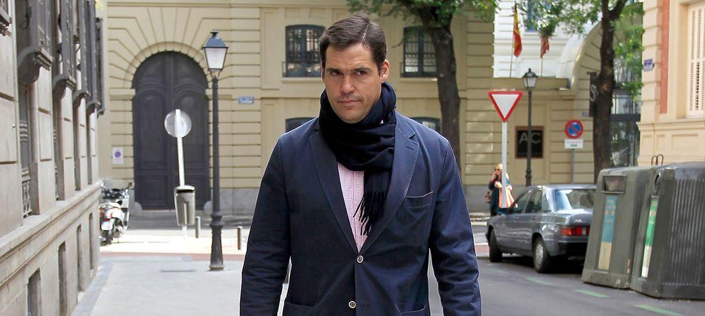 Foto: Una imagen de archivo del hijo de Carmen Martínez Bordiú (Gtres)