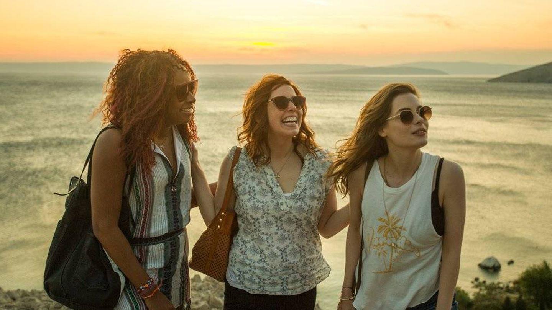 Imagen del largometraje 'Ibiza'. (Netflix)