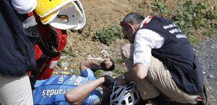 Post de Fallece el ciclista Michael Goolaerts por un paro cardíaco en plena París-Roubaix