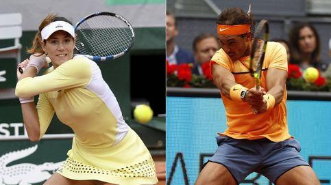 Nadal y Muguruza formarán pareja en el dobles mixto de los Juegos de Río