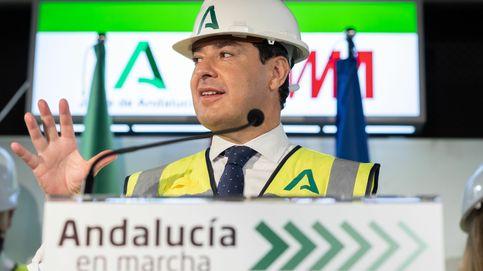 El paro crónico andaluz: Moreno acabará la 'legislatura covid' con un desempleo del 22%
