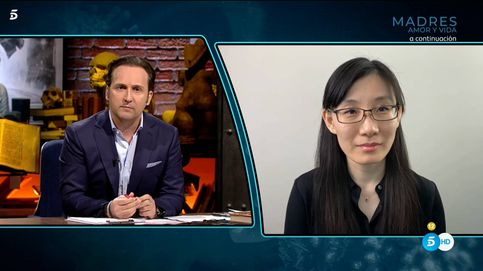 Iker, atónito con la 'bomba' de Li-Meng Yan: ¿Estás amenazada de muerte?