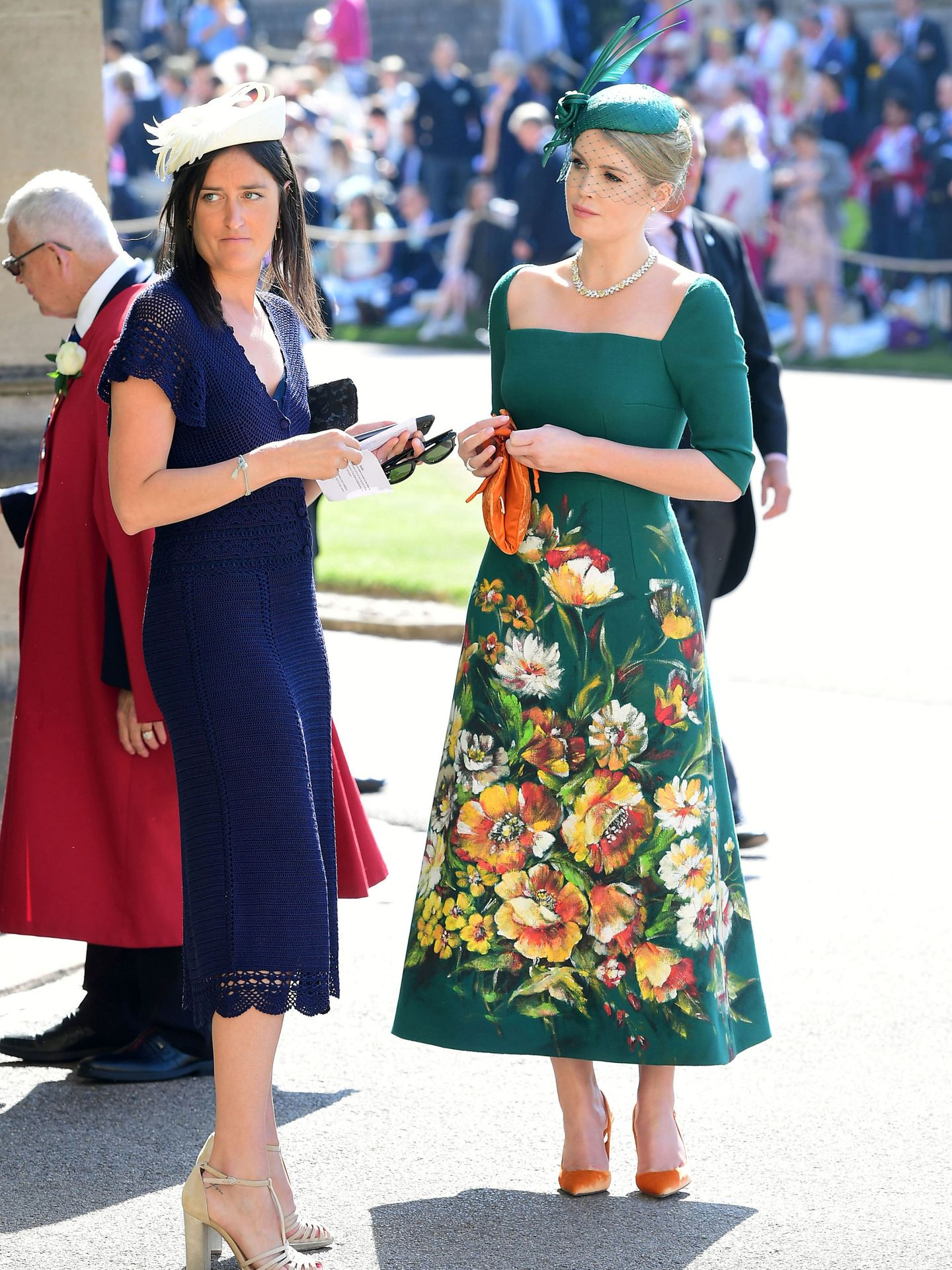 Lady Kitty Spencer. (Reuters)