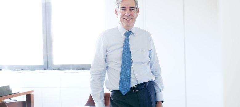 Foto: Antonio Fernández-Galiano, presidente ejecutivo de Unidad Editorial. (Foto: E. Villarino)