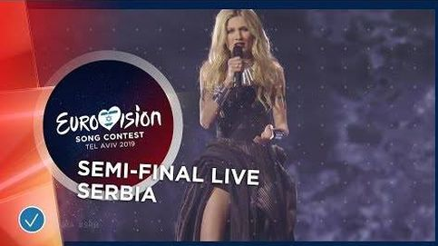 Nevena Božović representa a Serbia en Eurovisión 2019 con la canción 'Kruna'
