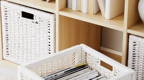 Tres formas de actualizar tu estantería Kallax, una de las más vendidas de Ikea