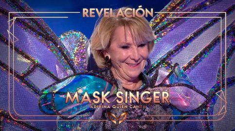 'Mask Singer' vuelve a dar el campanazo: Aguirre, desenmascarada entre chorizos