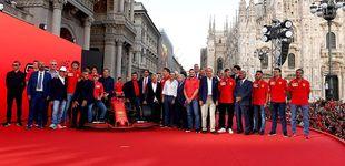 Post de ¿Por qué Fernando Alonso fue el gran ausente de la gran fiesta de Ferrari?
