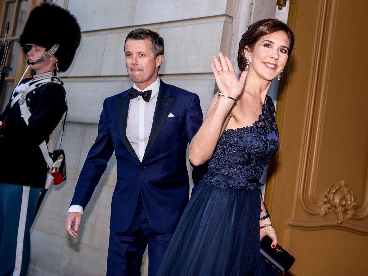 Foto: Federico y Mary, en una imagen de archivo. (Reuters)